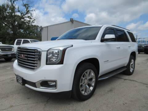 2016 GMC Yukon for sale at Quality Investments in Tyler TX