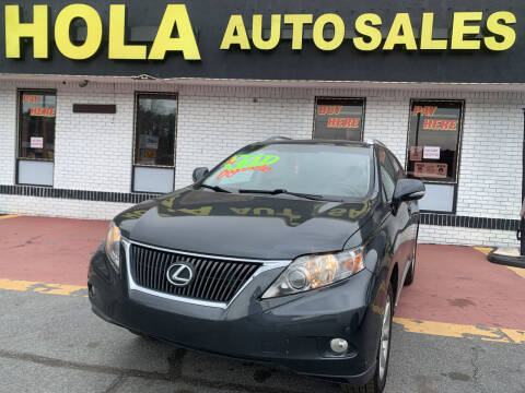 2011 Lexus RX 350 for sale at HOLA AUTO SALES CHAMBLEE- BUY HERE PAY HERE - in Atlanta GA