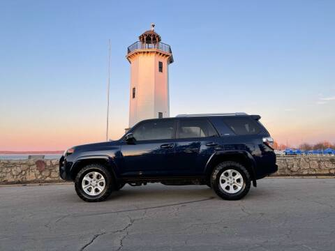 2014 Toyota 4Runner for sale at Firl Auto Sales in Fond Du Lac WI