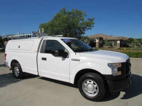 2016 Ford F-150 for sale at 2Win Auto Sales Inc in Oakdale CA