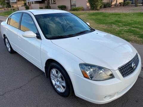 2006 Nissan Altima for sale at Premier Motors AZ in Phoenix AZ