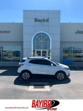 2017 Buick Encore for sale at Bayird Truck Center in Paragould AR