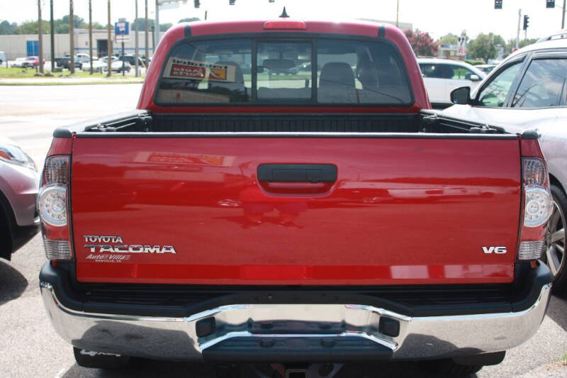 2012 Toyota Tacoma for sale at Auto Villa in Danville VA