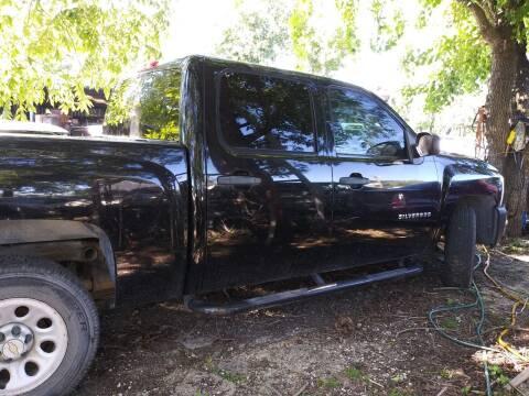 2011 Chevrolet Silverado 1500 for sale at Ody's Autos in Houston TX