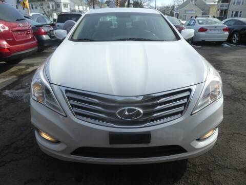 2012 Hyundai Azera for sale at Wheels and Deals in Springfield MA
