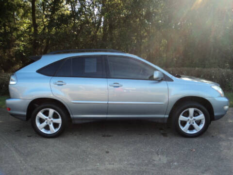 2004 Lexus RX 330 for sale at Ray Todd LTD in Tyler TX
