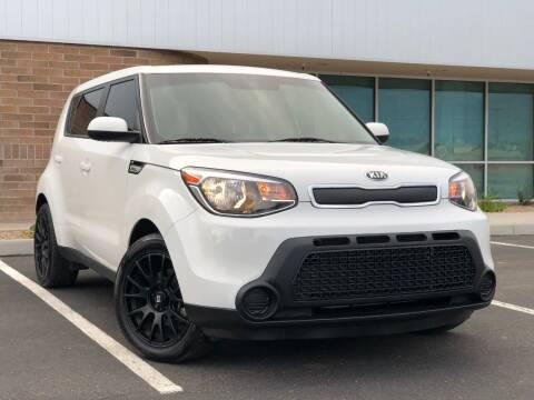 2015 Kia Soul for sale at AKOI Motors in Tempe AZ
