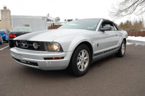 2007 Ford Mustang for sale at New Hope Auto Sales in New Hope PA