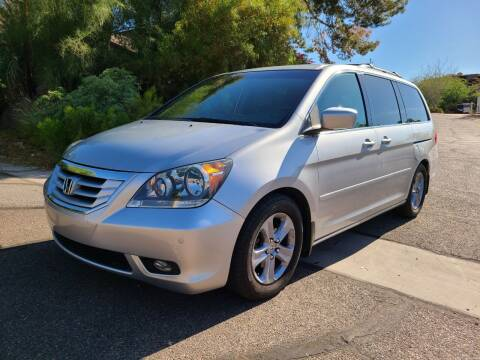 2010 Honda Odyssey for sale at BUY RIGHT AUTO SALES in Phoenix AZ