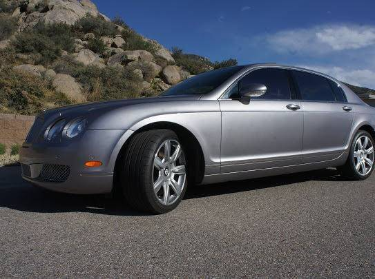 2006 Bentley Flying Spur for sale in Cadillac, MI