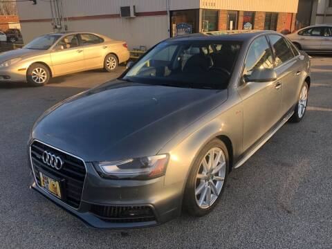 2016 Audi A4 for sale at MR Auto Sales Inc. in Eastlake OH