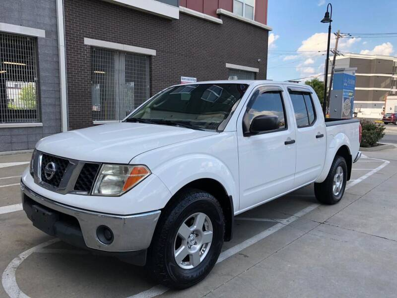 2008 Nissan Frontier for sale at JG Auto Sales in North Bergen NJ