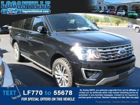 2018 Ford Expedition MAX for sale at Loganville Ford in Loganville GA