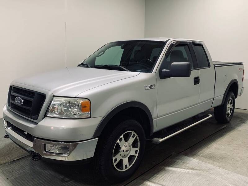 2005 Ford F-150 for sale at Cincinnati Automotive Group in Lebanon OH