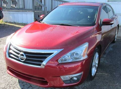 2013 Nissan Altima for sale at Express Auto Sales in Lexington KY