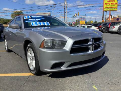 2014 Dodge Charger for sale at Active Auto Sales in Hatboro PA