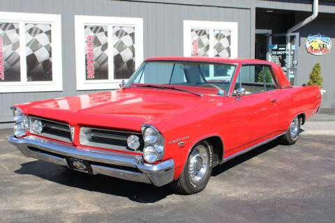 1963 Pontiac Grand Prix for sale at Great Lakes Classic Cars & Detail Shop in Hilton NY