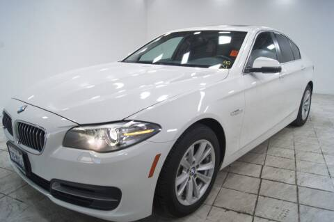 2014 BMW 5 Series for sale at Sacramento Luxury Motors in Carmichael CA