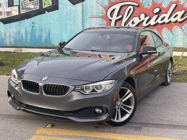 2014 BMW 4 Series for sale at Palermo Motors in Hollywood FL