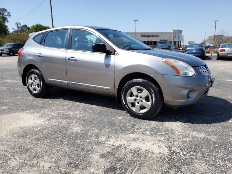 2012 Nissan Rogue for sale at Ron's Used Cars in Sumter SC