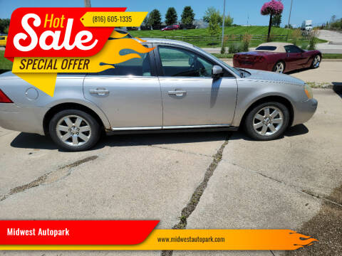 2006 Ford Five Hundred for sale at Midwest Autopark in Kansas City MO