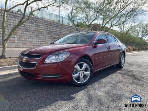 2011 Chevrolet Malibu for sale at AUTO HOUSE TEMPE in Tempe AZ