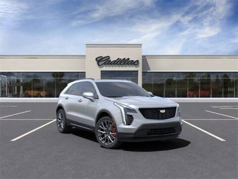 2021 Cadillac XT4 for sale at Bob Clapper Automotive, Inc in Janesville WI