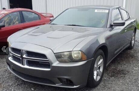 2012 Dodge Charger for sale at JacksonvilleMotorMall.com in Jacksonville FL