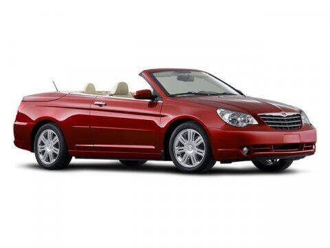 2008 Chrysler Sebring for sale at All Star Mitsubishi in Corpus Christi TX