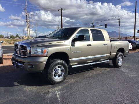2006 Dodge Ram Pickup 3500 for sale at SPEND-LESS AUTO in Kingman AZ
