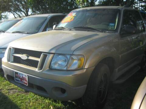 2003 Ford Explorer Sport for sale at Ody's Autos in Houston TX