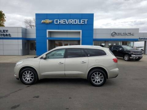 2014 Buick Enclave for sale at Finley Motors in Finley ND