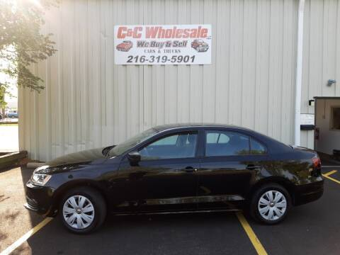 2012 Volkswagen Jetta for sale at C & C Wholesale in Cleveland OH