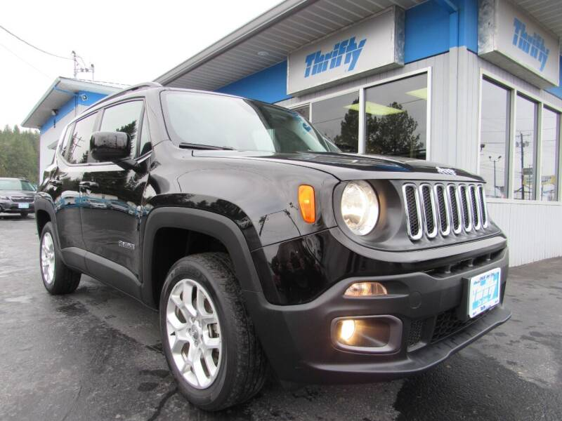2018 Jeep Renegade for sale at Thrifty Car Sales SPOKANE in Spokane Valley WA