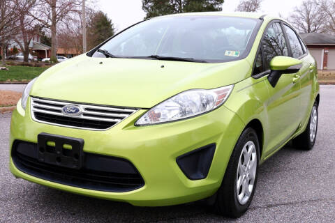 2013 Ford Fiesta for sale at Prime Auto Sales LLC in Virginia Beach VA