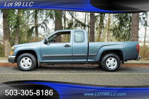 2006 Chevrolet Colorado for sale at LOT 99 LLC in Milwaukie OR