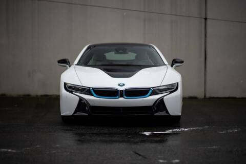 2015 BMW i8 for sale at Zadart in Bellevue WA