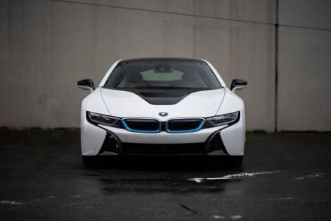 2015 BMW i8 for sale at Zadart in Bellevue WA