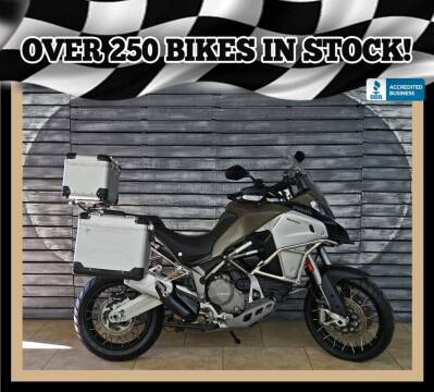 2016 Ducati Multistrada 1200 for sale at AZautorv.com in Mesa AZ