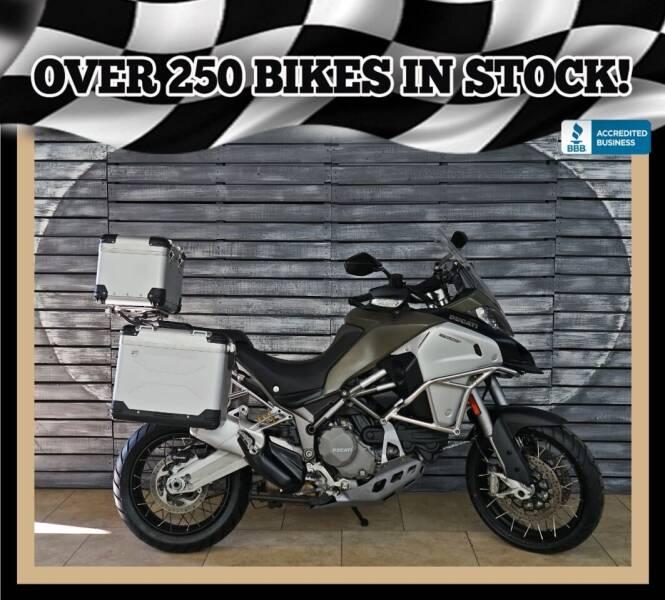 2016 Ducati Multistrada for sale at Motomaxcycles.com in Mesa AZ