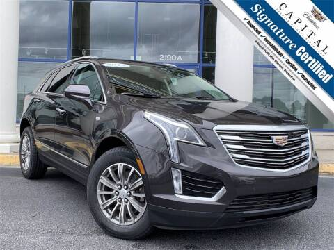 2017 Cadillac XT5 for sale at Southern Auto Solutions - Capital Cadillac in Marietta GA