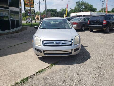 2006 Ford Fusion for sale at Fansy Cars in Mount Morris MI