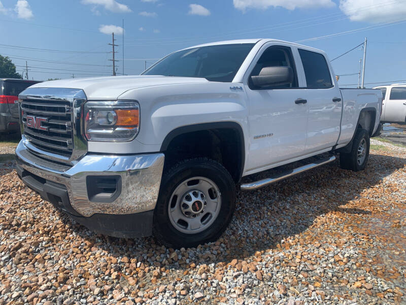 2017 GMC Sierra 2500HD for sale at Safeway Auto Sales in Horn Lake MS