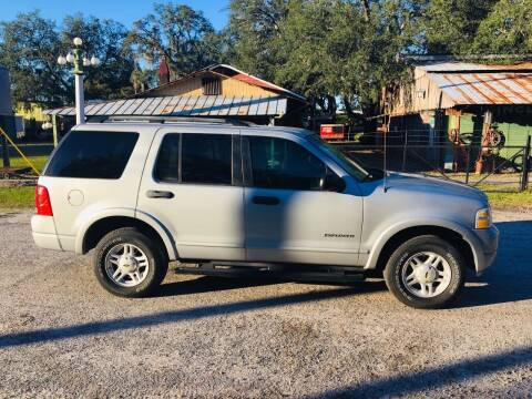 2002 Ford Explorer for sale at OVE Car Trader Corp in Tampa FL