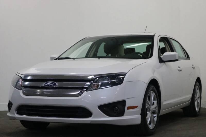 2012 Ford Fusion for sale at Clawson Auto Sales in Clawson MI