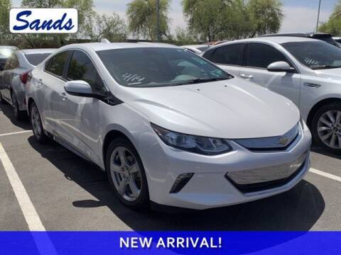 2018 Chevrolet Volt for sale at Sands Chevrolet in Surprise AZ