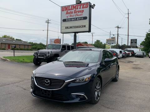 2017 Mazda MAZDA6 for sale at Unlimited Auto Group in West Chester OH