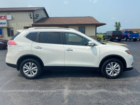 2015 Nissan Rogue for sale at Pro Source Auto Sales in Otterbein IN