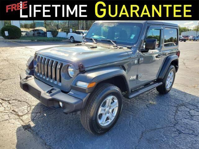 2019 Jeep Wrangler for sale in Vicksburg, MI