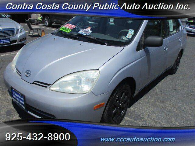 2002 Toyota Prius for sale in Pittsburg, CA